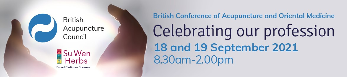 BAcC conference banner